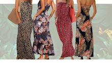 Shoppers say this best-selling $29 maxi dress is perfect for summer: 'So soft and comfy'