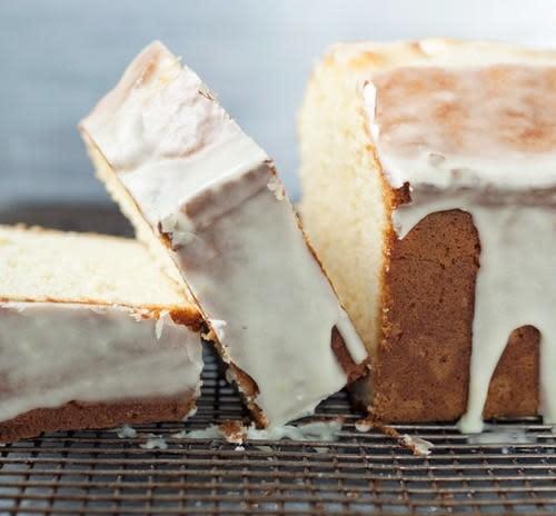 how to make a pound cake more moist