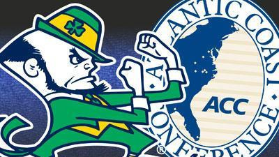 Notre Dame to ACC in all sports but football