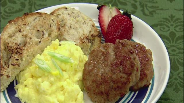Breakfast Sausage recipe