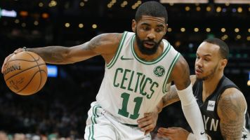 All signs pointing toward Brooklyn for Kyrie