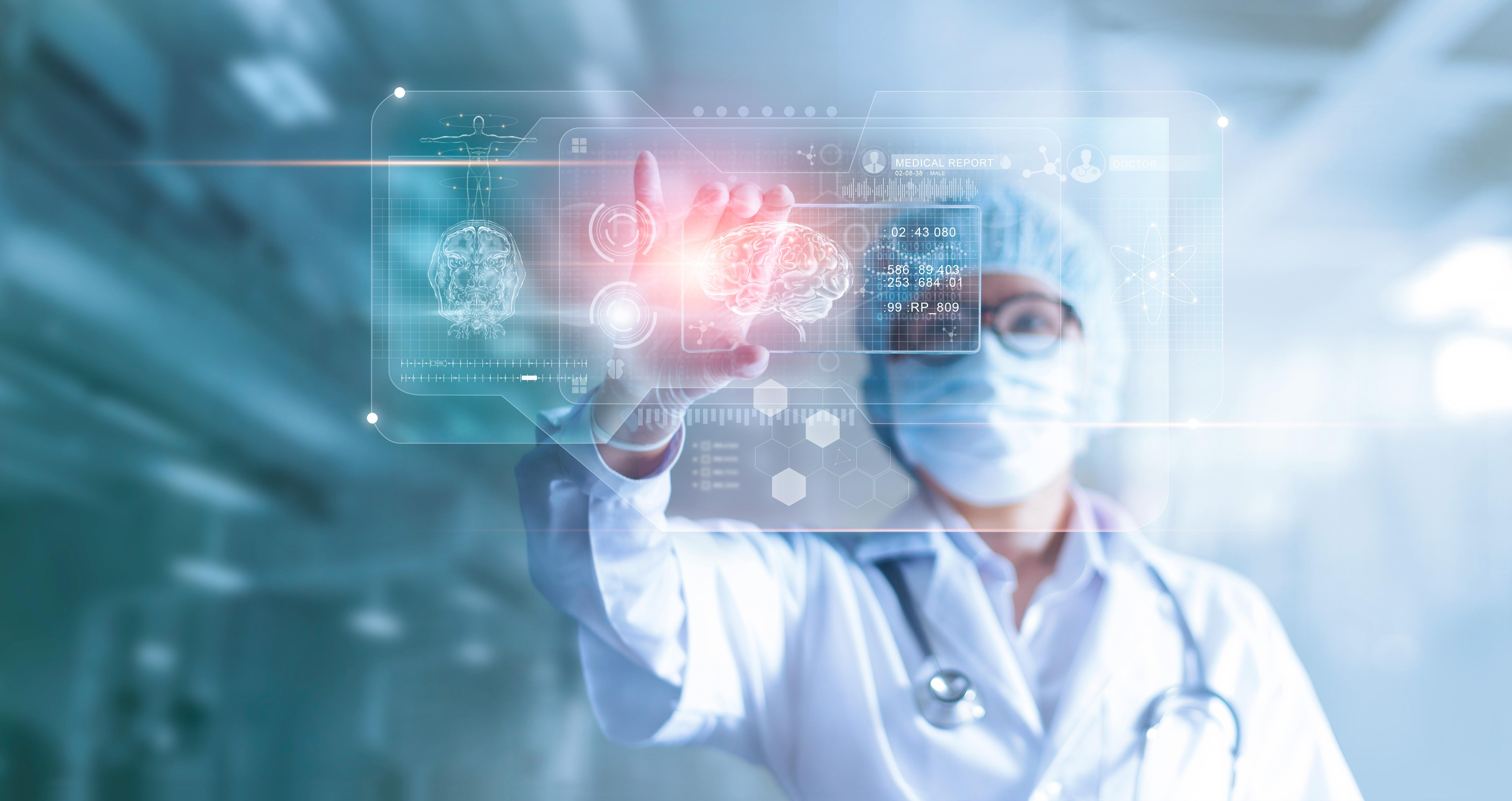 Government awards £9m to breakthrough digital health technologies