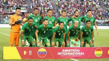 La selección boliviana tiene previsto entrenarse por un mes en La Paz