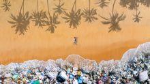 Crean un nuevo plástico biodegradable hecho a partir de dióxido de carbono