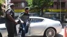 Bollywood Actor Hrithik Roshan Buys Himself Aston Martin Rapide S Sports Car Worth Rs 3.8 Crore