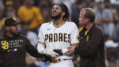 Tatis will miss time with another shoulder injury