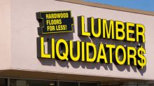 Lumber Liquidators Earnings: LL Stock Sinks on CFO Exit, Outlook