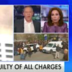 Greg Gutfeld's Ugly Take On Derek Chauvin Verdict Noticeably Stuns Fox News Hosts