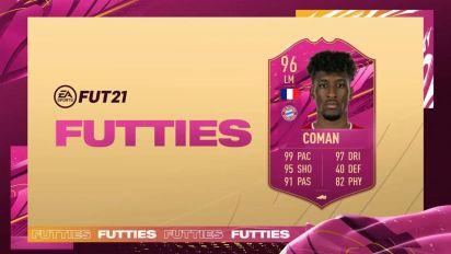 FIFA 21: como completar o Futties SBC de Coman