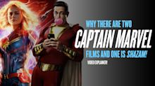 The twisted story of how we wound up with 2 'Captain Marvel' movies (and why one is called 'Shazam!')