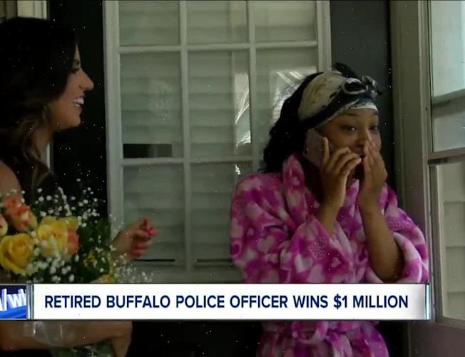 Retired Buffalo police officer wins $1 million from Publishers Clearing  House