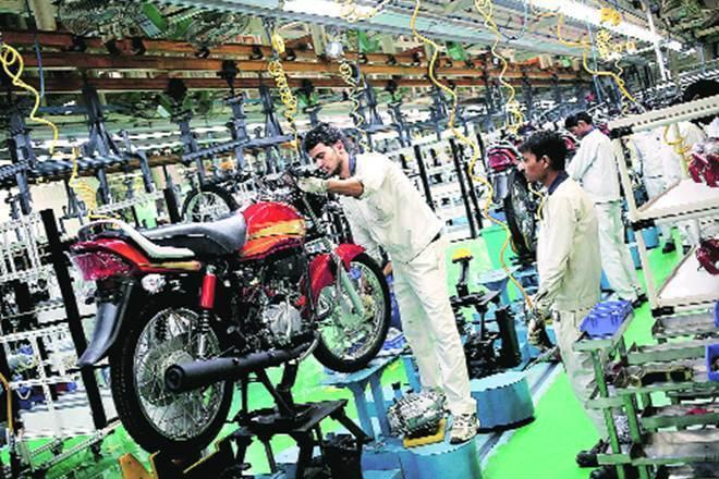 Worry lines: Hero Moto, Honda, Royal Enfield to cut production as sales growth slows
