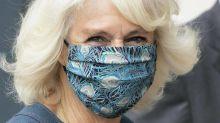 Herzogin Camilla: So schick ist ihre Schutzmaske