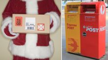 Deadline looms for sending Christmas parcels – here's the final posting dates