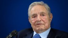 Soros gives $1bn to fund universities 'and stop drift towards authoritarianism'