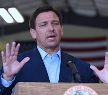 Gov. Ron DeSantis said he would pardon anybody in Florida convicted of breaking masking or social-distancing rules
