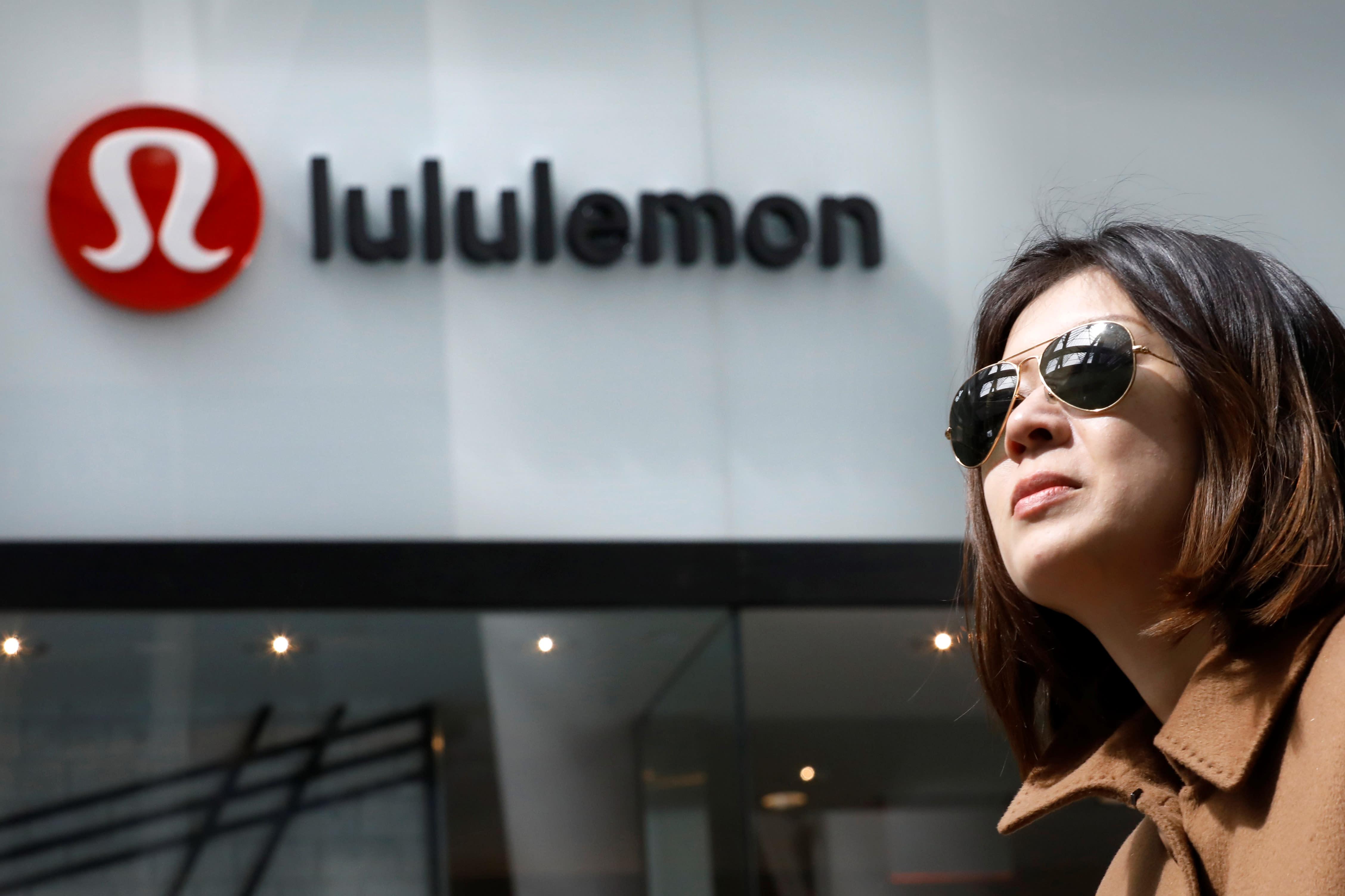 How Lululemon is avoiding China tariff trouble
