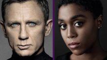 """Lashana Lynch siente """"tristeza"""" ante las críticas por ser la primera 007 mujer"""