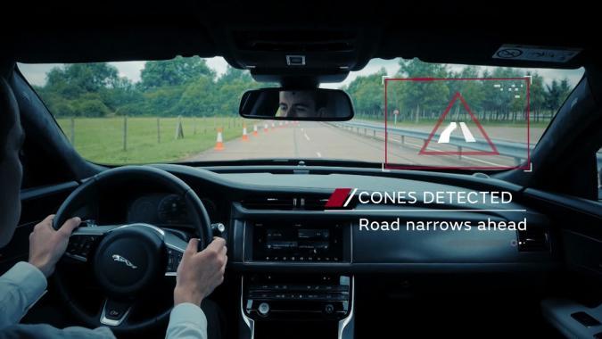 Jaguar Land Rover plans semi-autonomous car tests on UK roads