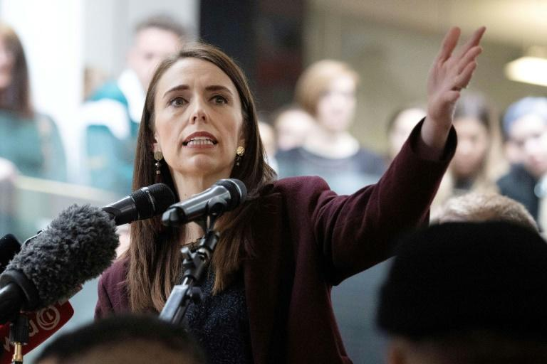Ardern vows to quit if she loses New Zealand election