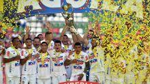 Junior sale en defensa de su título de Superliga: hablaron Comesaña y Viera