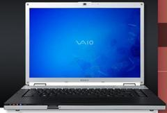 Sony's VAIO FZ series: Blu-ray action in your lap
