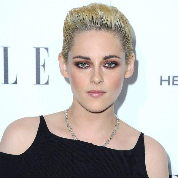 Kristen Stewart Literally Shaved Off All Of Her Hair