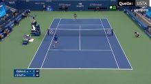US Open: Struff scheitert an unbesiegbarem Djokovic