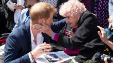 Prince Harry Reunited With His 98-Year-Old 'Favorite' and Introduced Her to Meghan Markle