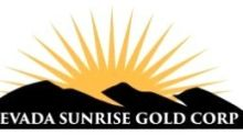 Nevada Sunrise Grants Stock Options