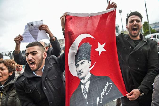 Ozan Kose/AFP/Getty Images