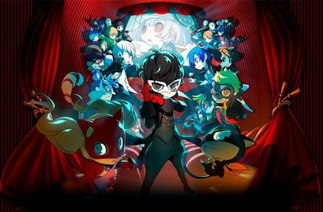 'Persona Q2: New Cinema Labyrinth' coming to North America June 4th
