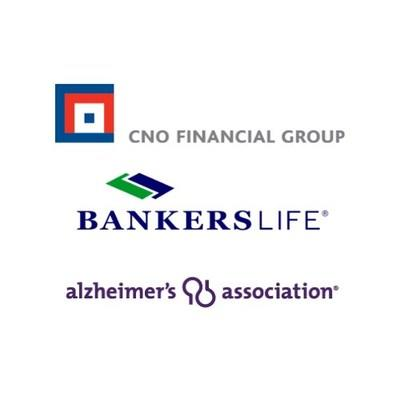CNO Financial Group and Bankers Life Support Alzheimer's Association with $369,000 for Alzheimer's Research, Care and Support