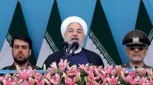 Iran's Rouhani calls on Mideast states to 'drive back Zionism'