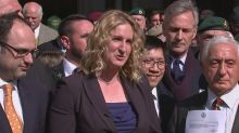 Marine A to be released in two weeks after sentence is reduced to seven years