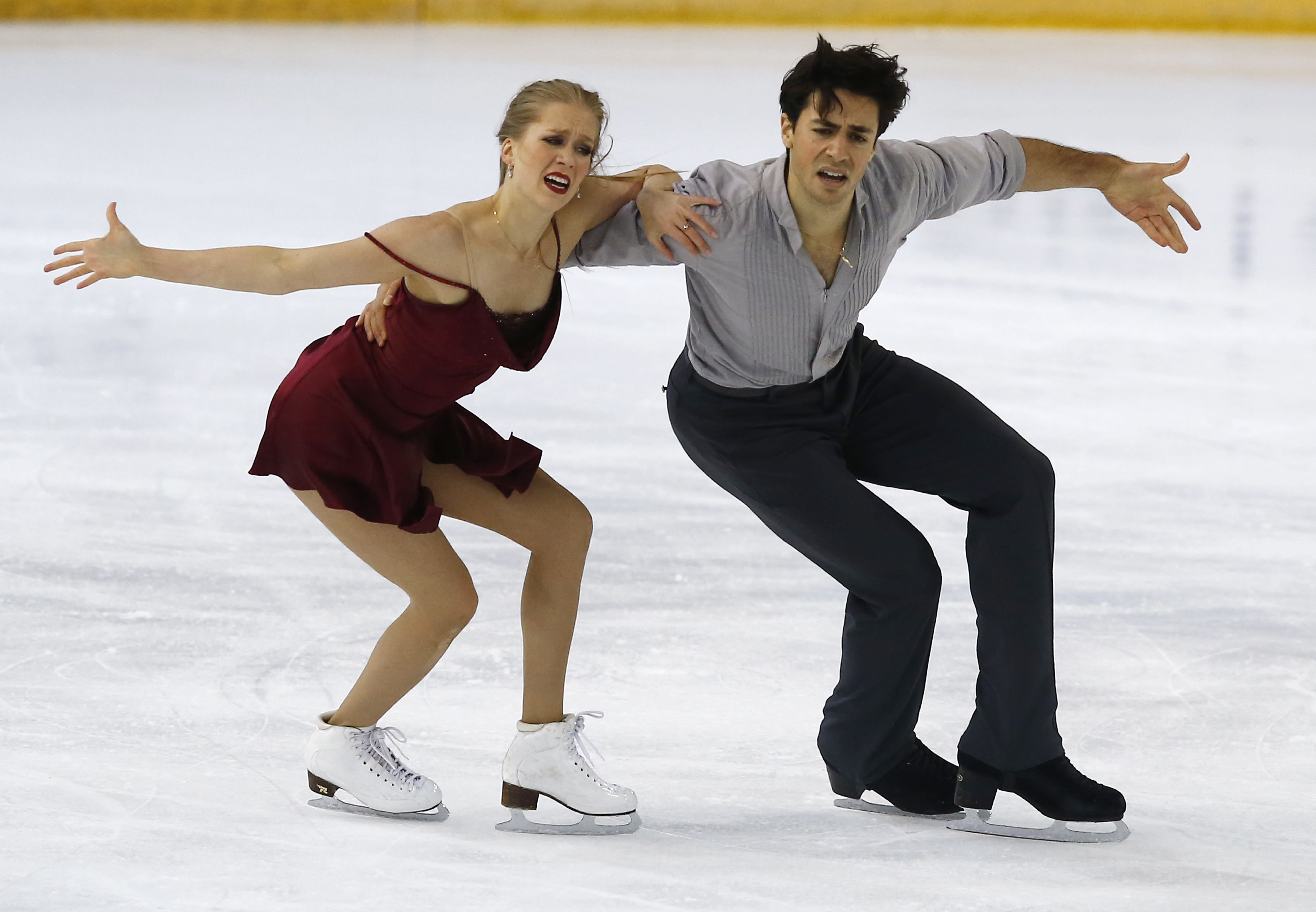 kaitlyn weaver and andrew poje on being the perfect pair