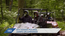 Polaris Industries Scores Relative Strength Rating Upgrade; Hits Key Benchmark