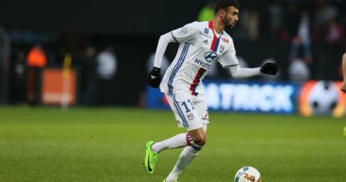 Foot - L1 - OL - Rachid Ghezzal (Lyon) : «Un espoir que je prolonge»