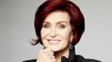 Sharon Osbourne debuts new facelift on 'The Talk'