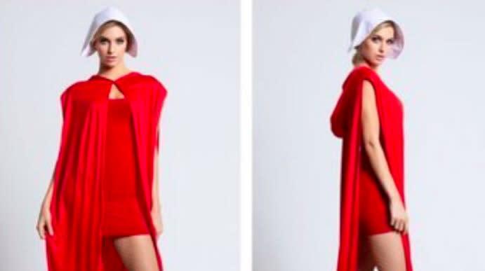 Yes, Yandy Really Made A 'Sexy' 'Handmaid's Tale' Halloween Costume