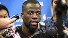 Draymond Green To Face California Lawsuit Over Alleged Assault