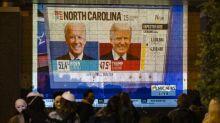 """Election américaine : """"On s'est laissés porter par la vague de sondages qui étaient si optimistes"""" pour Joe Biden, reconnaît un journaliste new-yorkais"""