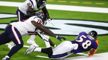 L.J. Fort's Scoop and Score Gave Ravens Needed Momentum in Win Vs. Texans – NBC4 Washington