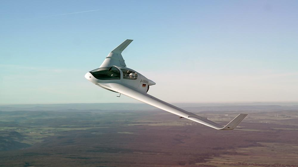 RobbReport: Watch: Why fast, fuel-efficient flying wing aircrafts may be the future of flying.