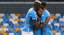 Lozano firma un doblete en la goleada del Nápoles al Génova (6-0)