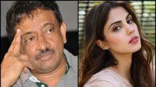 Ram Gopal Varma Says Rhea Chakraborty Should Do Non-Stop Interviews