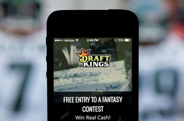 DraftKings is taking its daily fantasy sports to the UK