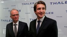 Thales eyes bolt-on M&A but not chasing scale of U.S. rivals