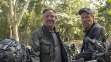 First-look images released of Charley Boorman and Ewan McGregor in Long Way Up