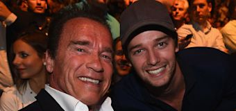 Patrick Schwarzenegger: 'I'd never change my name'
